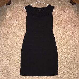 Ann Taylor black dress 0